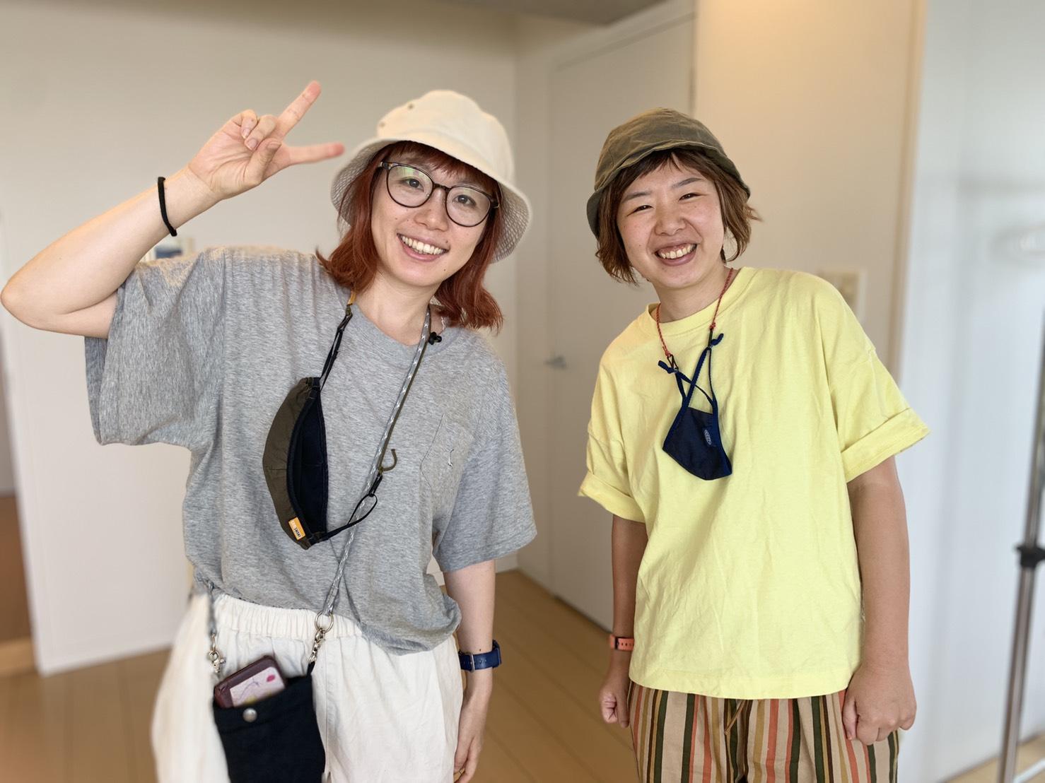 FMヨコハマ「ザバーン」こいしゆうかの女子キャンプコーナー出演